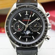 Omega 304.33.44.52.01.001 Speedmaster Automatic Moon SS UNWORN...