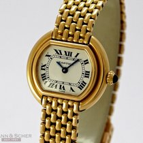 Cartier Louis Cartier Lady 18k Yellow Gold Manual Bj-1977
