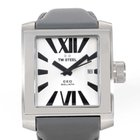 TW Steel CEO Goliath Silver Sunray Dial 37mm Mens Watch CE3001