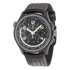 Jaeger-LeCoultre Amvox Worldtime Automatic Chronograph Black...