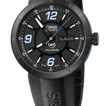 Oris TT1 WilliamsF1 Team Day Date 01 735 7651 4765-07 4 25 06B