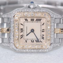 Cartier Panther 18K Gold Diamonds