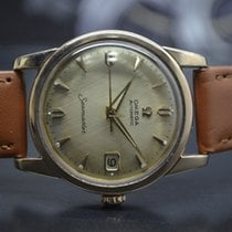 Omega VINTAGE SWISS SEAMASTER DATE AUTOMATIC MENS WRISTWATCH