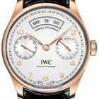 IWC Portugieser Annual Calendar Mens Watch