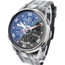 Perrelet A4023-1 Turbine Larger Size Mens Automatic in Black...