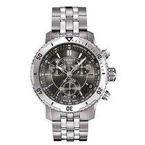 Tissot Men's T067.417.11.051.00 PRS 200 Watch