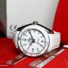 Omega 42mm Planet Ocean Co-Axial 600m White