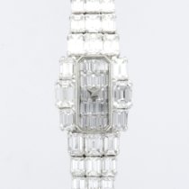 Vacheron Constantin White Gold Lady Kalla Diamond Ref. 17701/710G