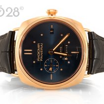 Panerai Radiomir 1940 GMT 8 Days Oro Rosso PAM 538 Full Set
