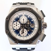 Audemars Piguet Royal Oak Offshore Barrichello II platinum  ...