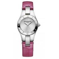 Baume & Mercier Linea 10138 + pink strap