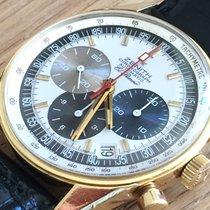 Zenith 18ct Gold El Primero G381 Tri Colour Chronograph 3019 A386
