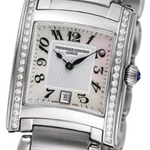 Frederique Constant Delight Mother Of Pearl Dial Ladies Watch...