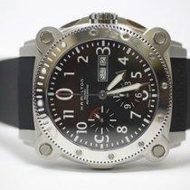 Hamilton Khaki Belowzero - Men's chronograph wrist watch -...