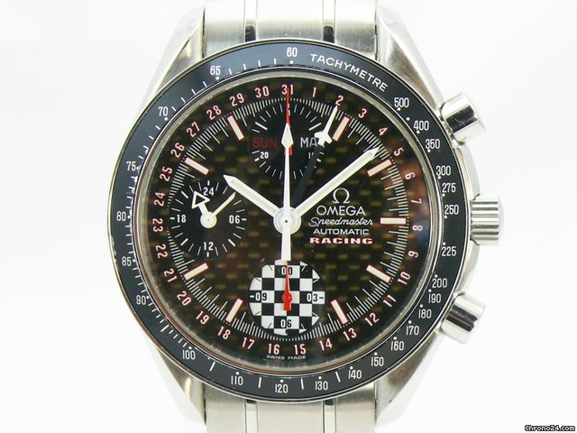 Omega Speedmaster Day Date Racing Ref. 35295000 Box&amp;amp;Papiere