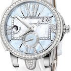 Ulysse Nardin Executive Dual Time Ladies