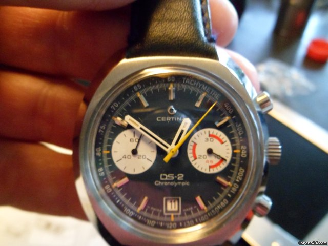 Certina ds2 chronolimpic