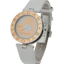 Bulgari B.zero1 Quartz 35mm Ladies Watch in Two Tone