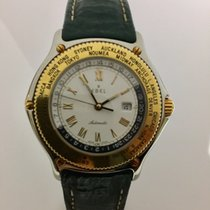 Ebel Discovery automatic steel and yellow gold