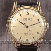 Angelus Dato 12 Day-date Complication Calendar Watch Cal. 255...