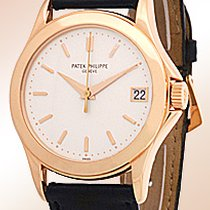 """Patek Philippe Gent's 18K Rose Gold  Ref. # 5107 """"Cala..."""