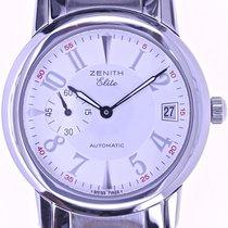 제니트 (Zenith) Mans Automatic Wristwatch Elite Port Royal