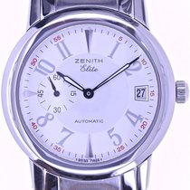 Zenith Mans Automatic Wristwatch Elite Port Royal