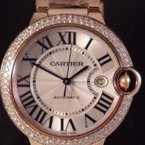 Cartier- Ballon Bleu, Ref. WE9008Z3