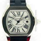 Cartier stainless steel Roadster S