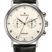 Blancpain Villeret Chronograph Automatic White Gold 40mm G