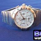 Omega Constellation Hybrid chronograph