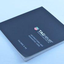 TAG Heuer Manual Anleitung Calibre 8 Rs