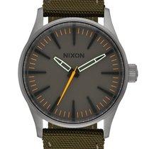 Nixon A426-2072 Sentry 38 Nylon Herren 38mm 10ATM