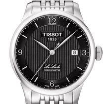 Tissot Le Locle Automatique Gent Black Dial 39,3mm T