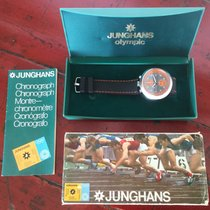 Junghans Olympia Chronograph Bullhead Vintage Full Set