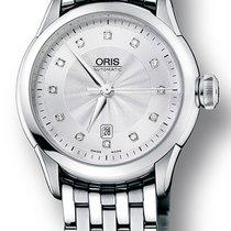 Oris Artelier Date Diamond 01 561 7604 4041-07 8 16 73