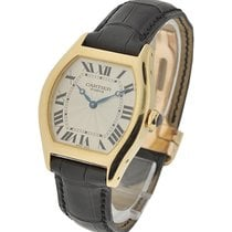 Cartier Tortue Large Size in Yellow Gold