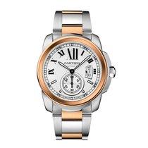 Cartier Calibre Automatic Mens Watch Ref W7100036
