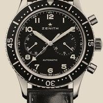 Zenith El Primero Heritage Automatic Cronometro Tipo CP 2