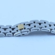 Eberhard & Co. Herren Tazio Chrono Stahl Armband Rar 20mm