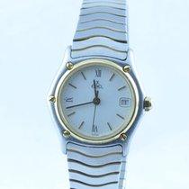 Ebel 1911 Damen Uhr Stahl/750 Gold 28mm Sport Classique Top...