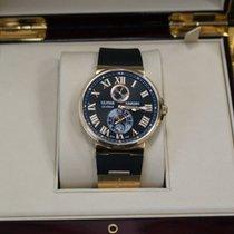 Ulysse Nardin Maxi Marine Chronometer 43mm Savarona Limited...