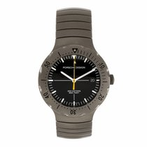 Porsche Design P6000 Titanium Diver Automatic Watch 6501.10...