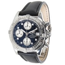 Breitling Chrono Cockpit A13357 Men's Watch in Stainless...