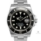 Rolex Submariner Stainless Steel Black Dial Ceramic Black...