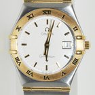 Omega Constellation Gold and Steel