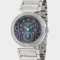 Stuhrling 504B.121127 Vogue Soiree Elite Diamond Ladies Watch