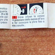 Eberhard & Co. rare vintage mini instruction booklet