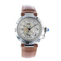 Cartier Pasha GMT Power Reserve Automatic GMT Power Reserve...