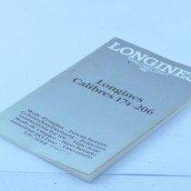 Longines Anleitung Manual Calibre L174-206